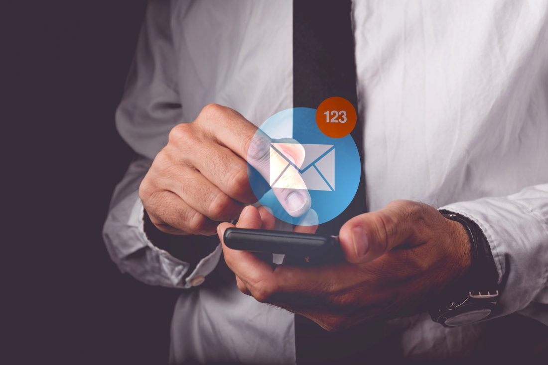HubSpot analytic tools can inform you of how - and with what devices - your emails are being opened.